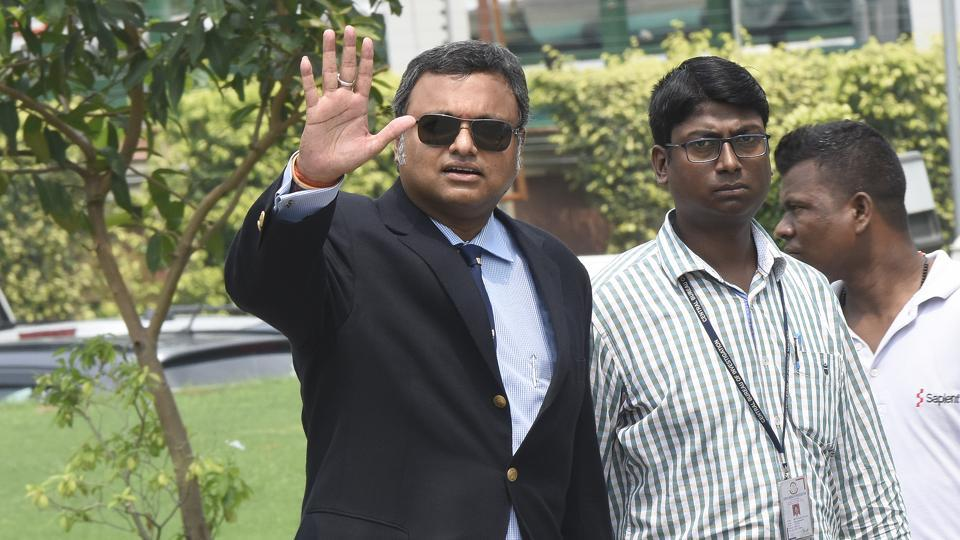 Karti Chidambaram,Supreme Court,INX media case