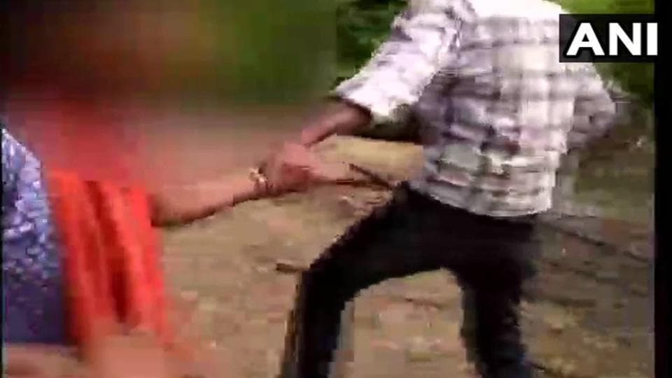 Uttar Pradesh,Jhansi molestation,Jhansi molestation video