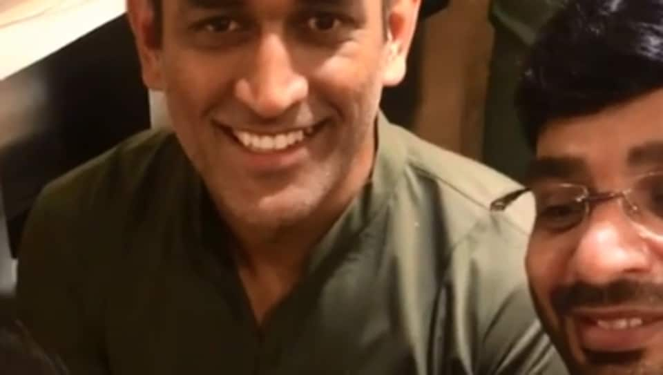 MS Dhoni,Indian cricket team,Rahul Vaidya