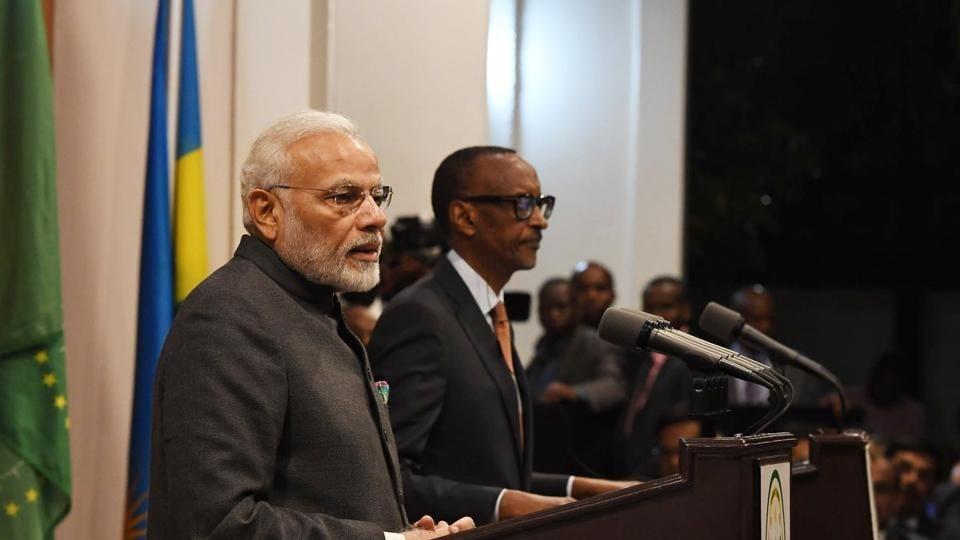 Narendra Modi,Rwanda,Modi in Rwanda