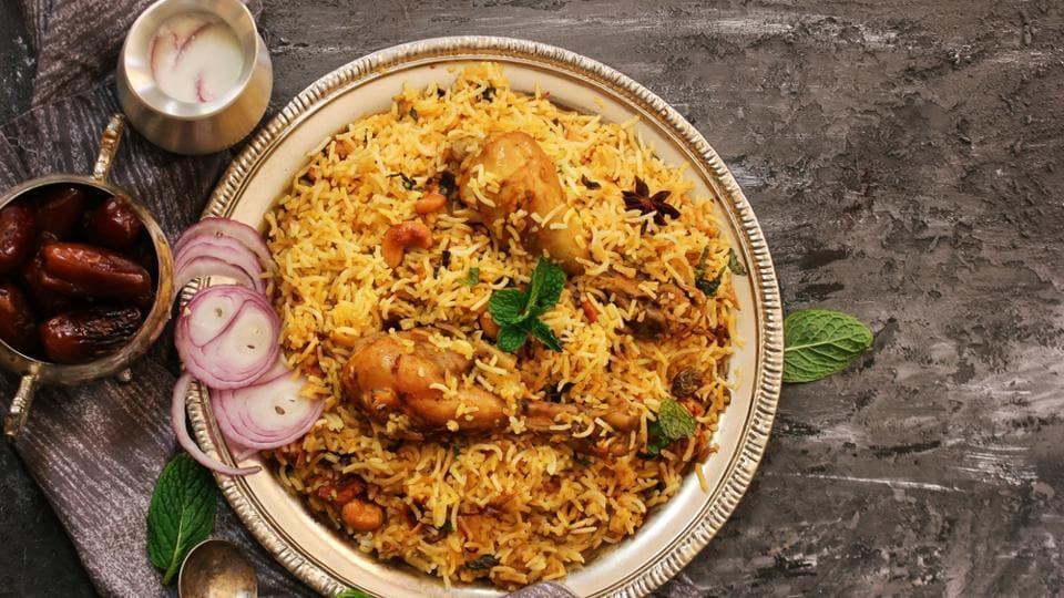 The Taste with Vir Sanghvi,Vir Sanghvi,Islamic cuisine