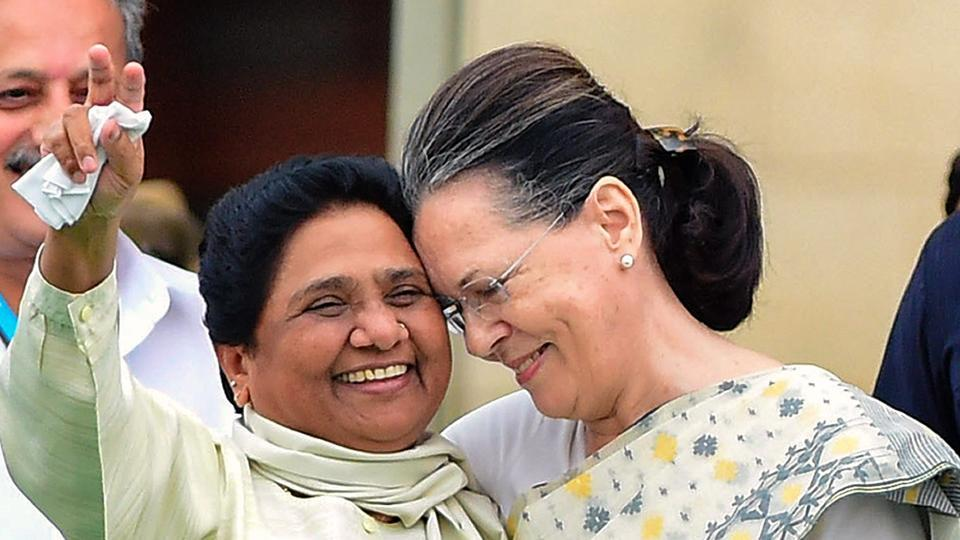 Mayawati,Congress,BSP