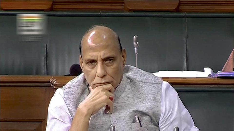 Rajnath Singh,Lynchings,Parliament