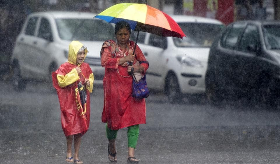 Mumbai is likely to see only light showers this week, the IMD has forecast.