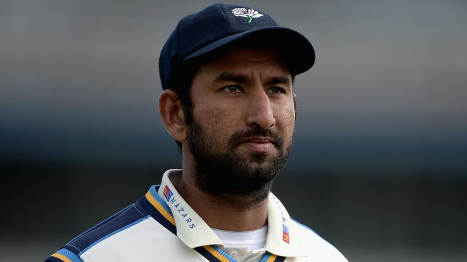India vs England,Indian cricket team,Cheteshwar Pujara