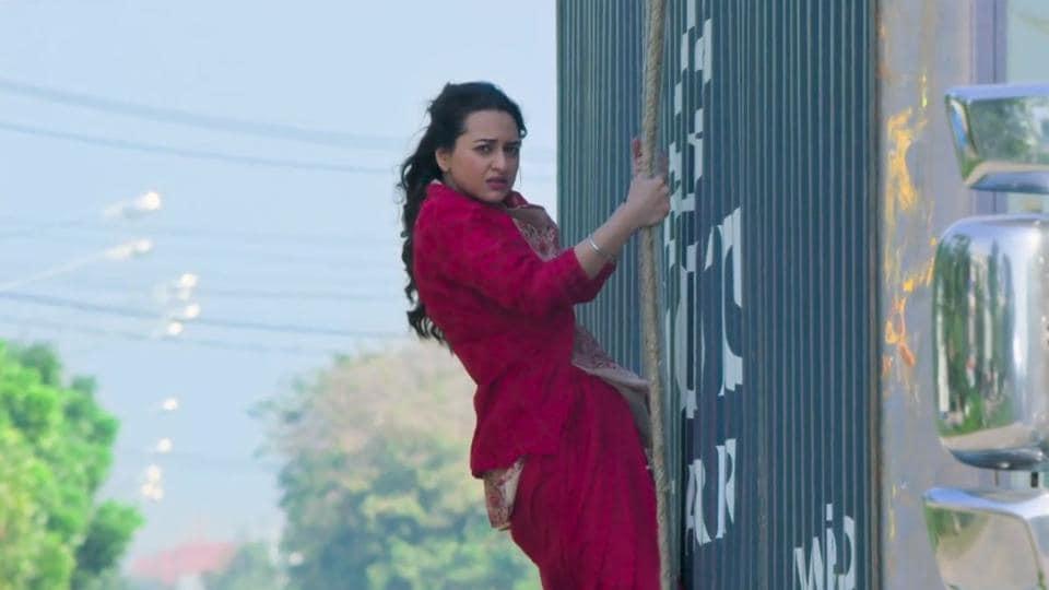 Happy Phirr Bhag Jayegi,Happy Phirr Bhag Jayegi trailer,Sonakshi Sinha