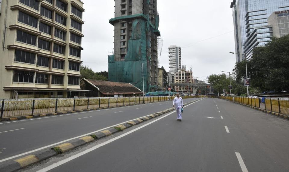 Mumbai,Lower Parel rail bridge,Western Railway