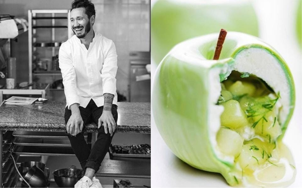 Cedric Grolet,World's Best Pastry Chef,Pastry Chef