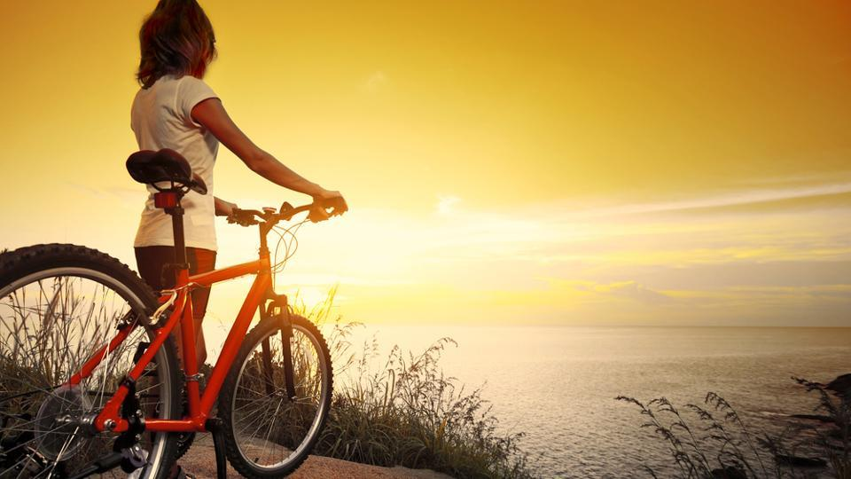 Best cycling routes,Heart health,How to keep heart healthy