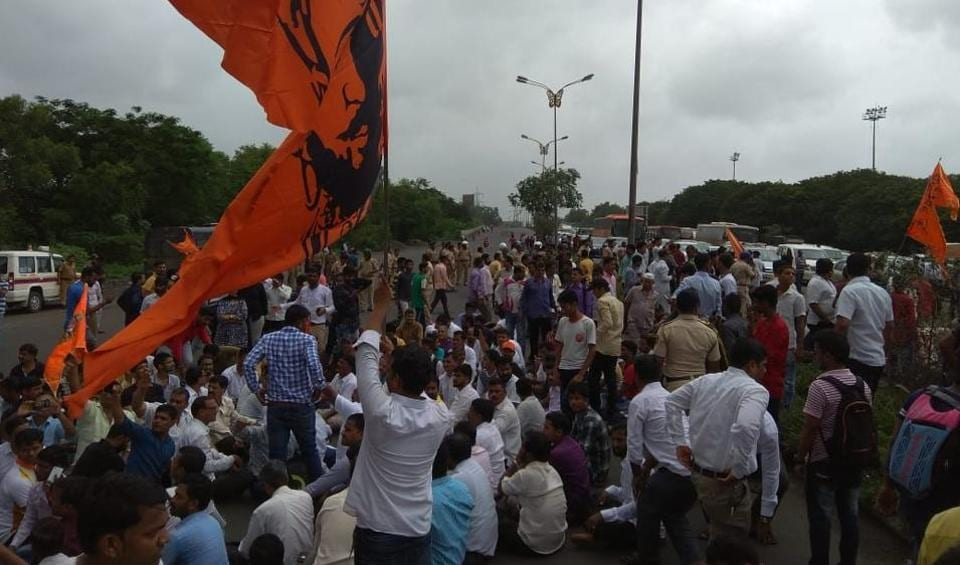 Maharashtra bandh,Mumbai bandh,People struggle