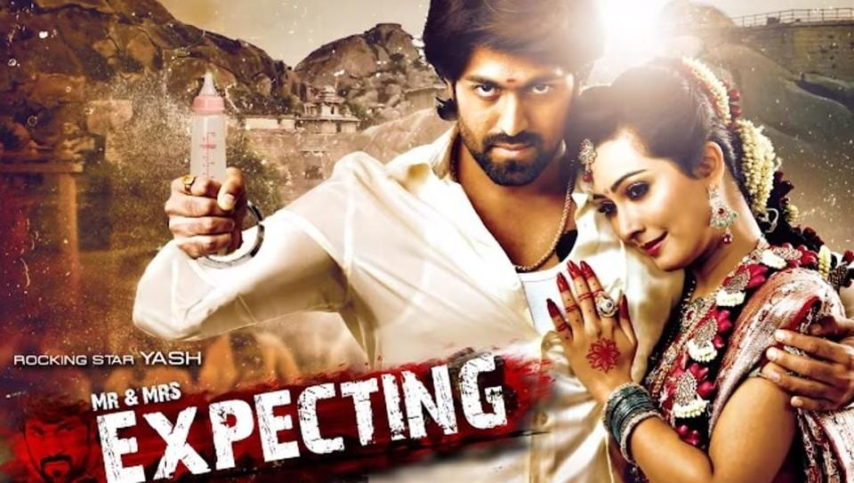 Kannada actor Yash and wife Radhika are expecting first