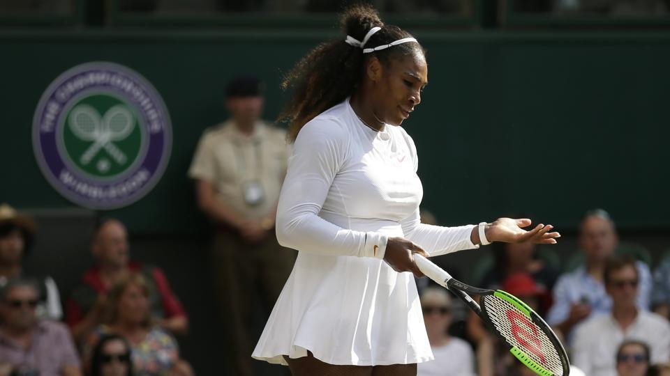 Serena Williams,Tennis,Serena Williams dope test