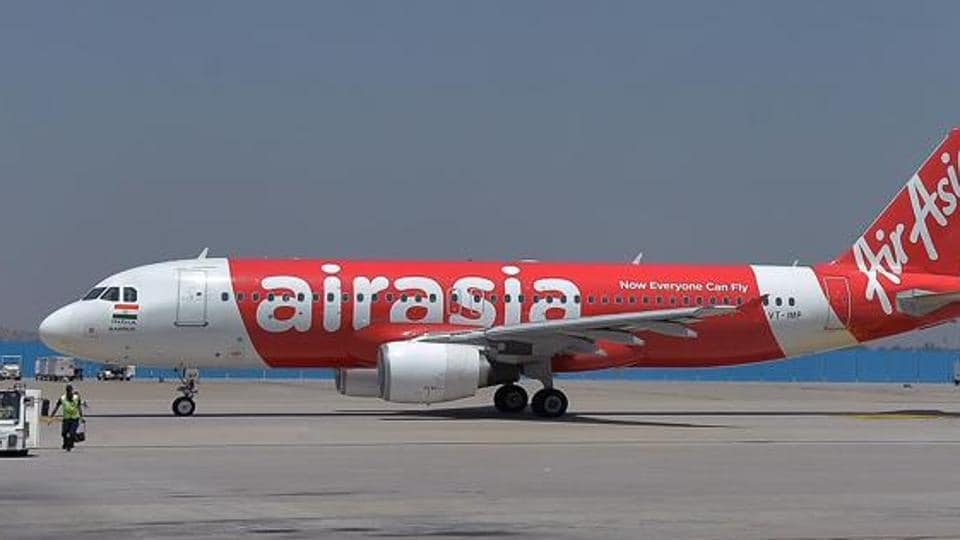 Stillborn baby found in toilet of AirAsia flight, mother held
