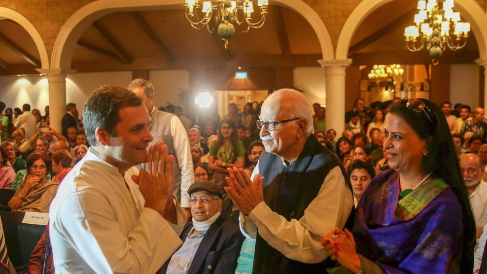 Rahul Gandhi,BJP MPs,Hug