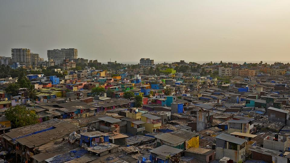 Drones and satellites map informal settlements,Drones,Drone sin India
