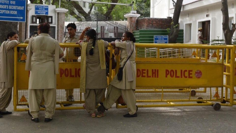 Nepal women rescue,Delhi flat,Human trafficking
