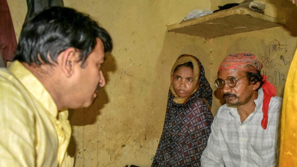 Starvation deaths,Delhi deaths,Mandawali