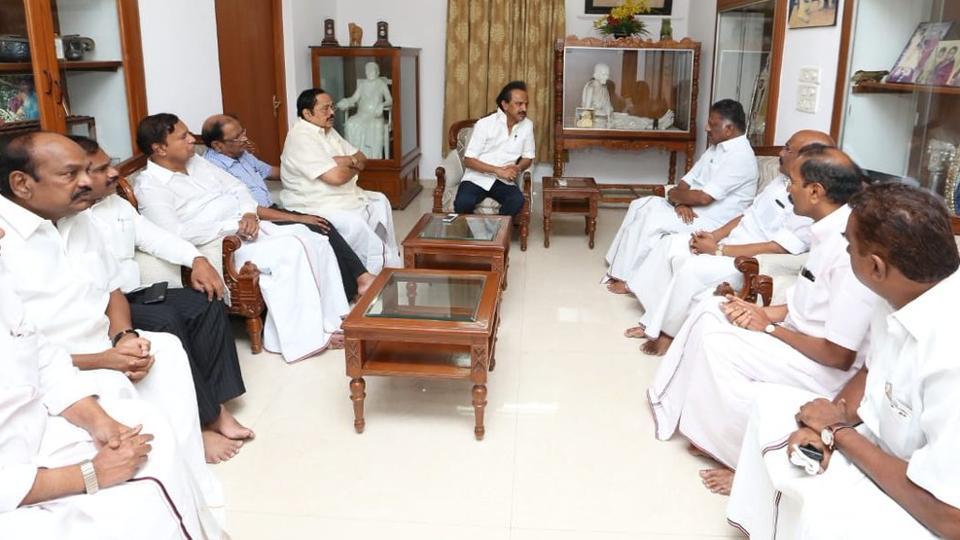 M Karunanidhi,Karunidhi health,DMK