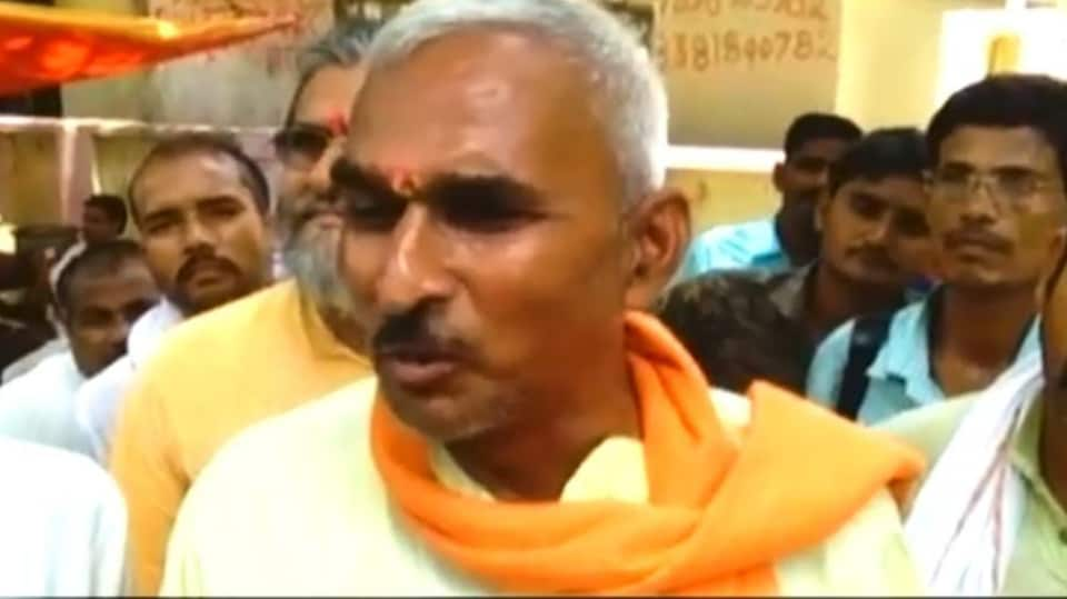 BJP MLA Surendra Singh also said India can become strong when Hindus are strong.