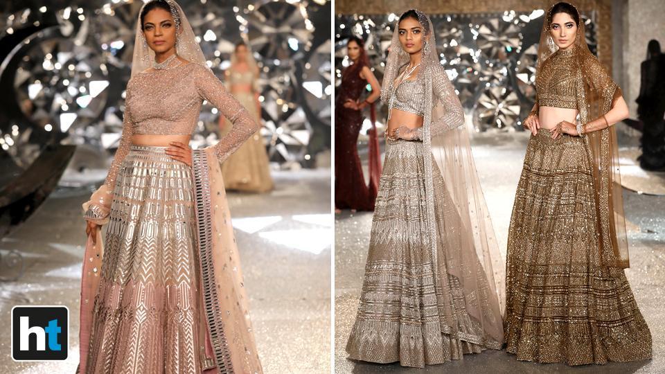 Falguni and Shane Peacock,India Couture Week,India Couture Week 2018