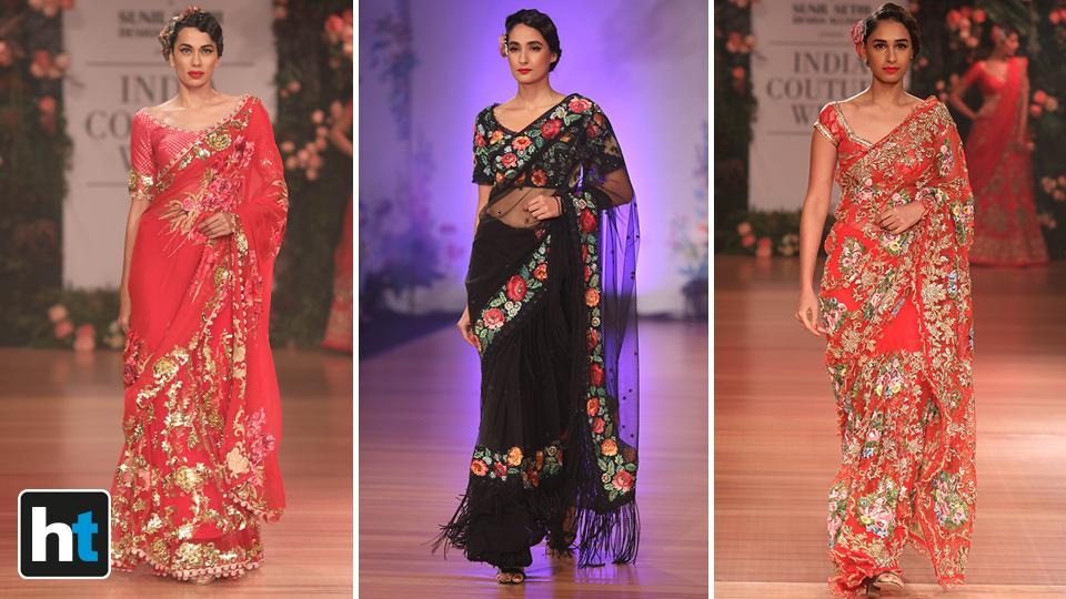 India Couture Week 2018,India Couture Week,ICW 2018