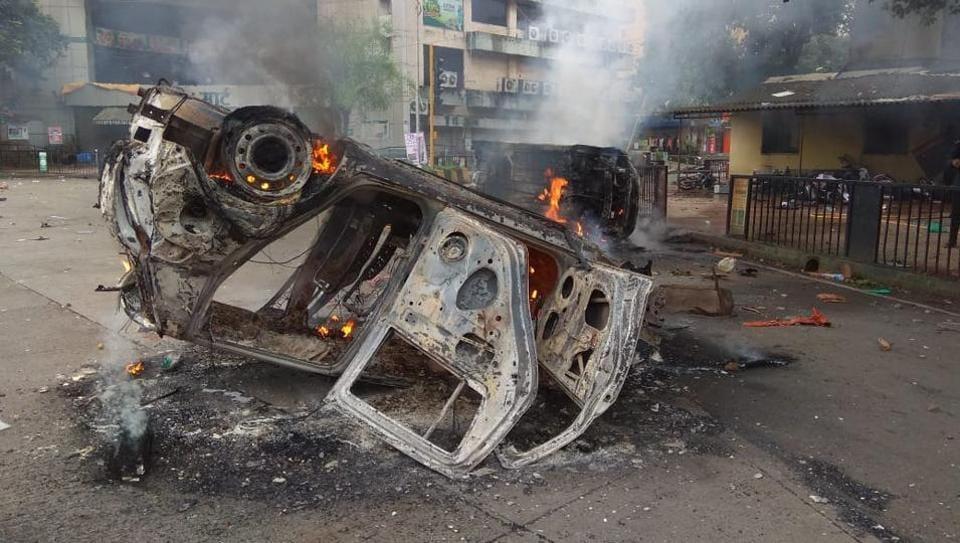 Mumbai bandh,Maratha agitation,Maharashtra bandh