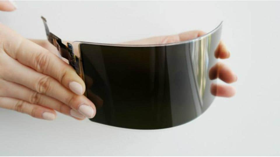 samsung,samsung OLED panel,samsung flexible OLED panel