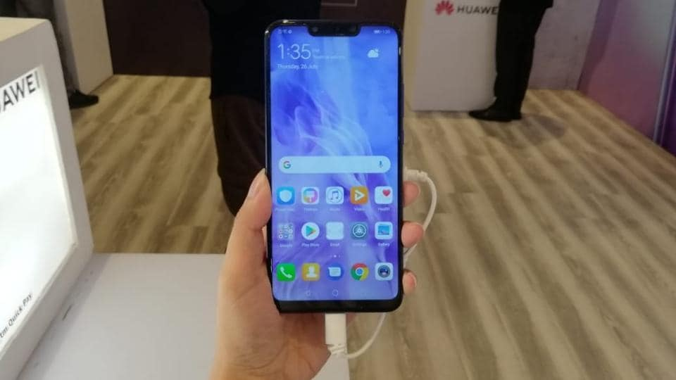Huawei Nova 3,Huawei Nova 3i Huawei Nova 3 Price India,Huawei Nova 3 India Price