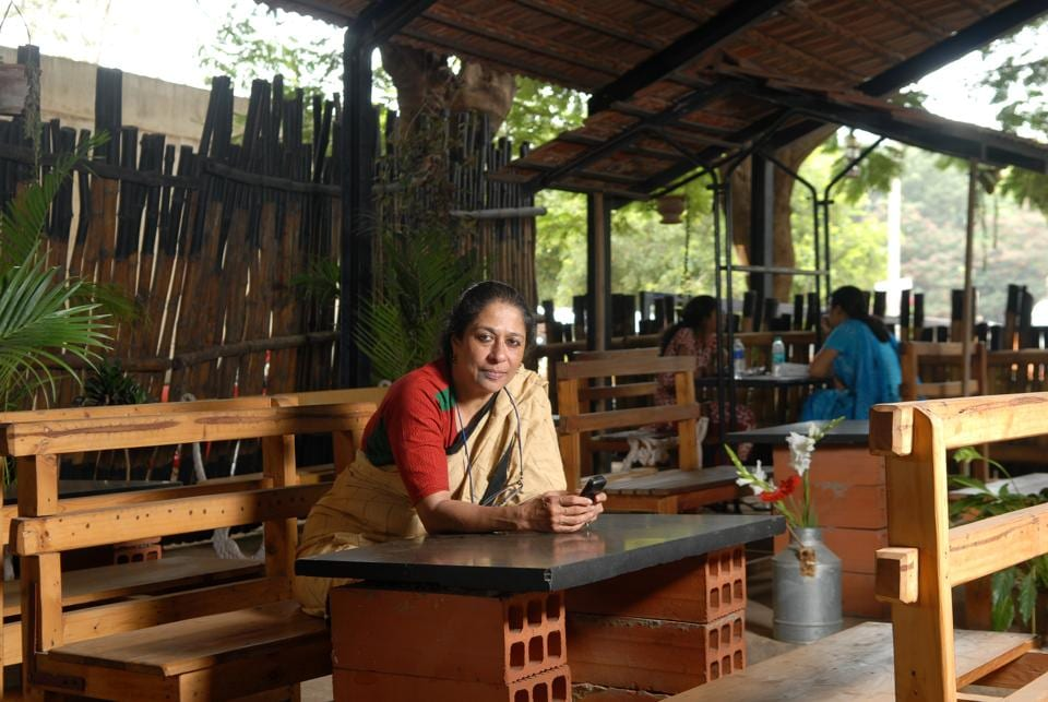 Arundhati Nag, the creative director of Ranga Shankara. The theatre is a wonderfully open and democratic space.