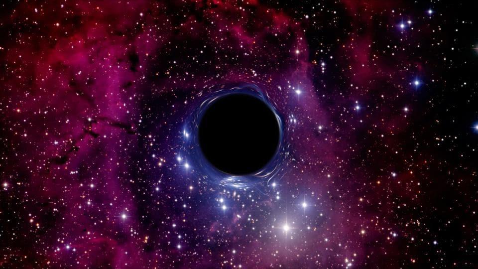 black hole theory,gravitational field,Einstein