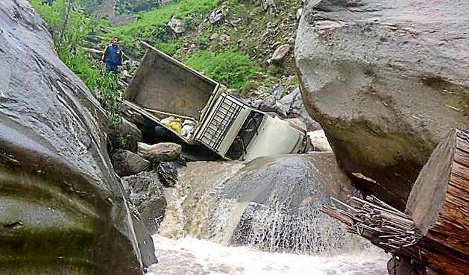Uttarakhand,Heavy rain,MeT alert