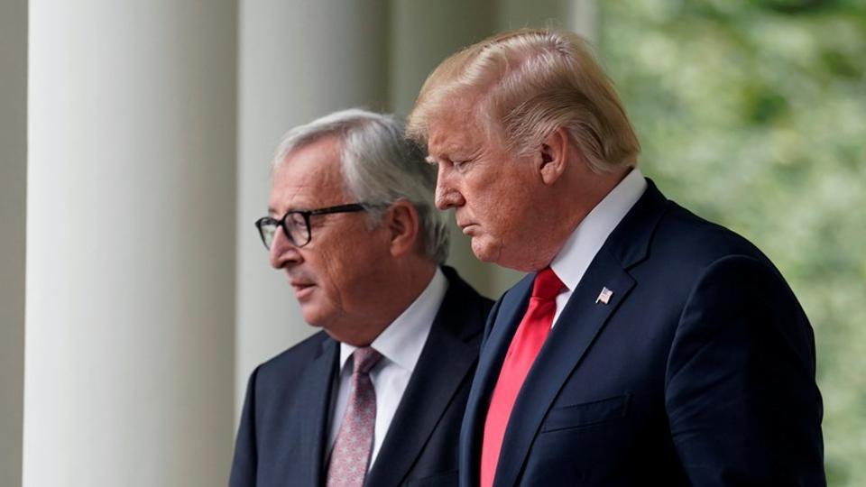 Donald Trump,US EU trade war,US trade war