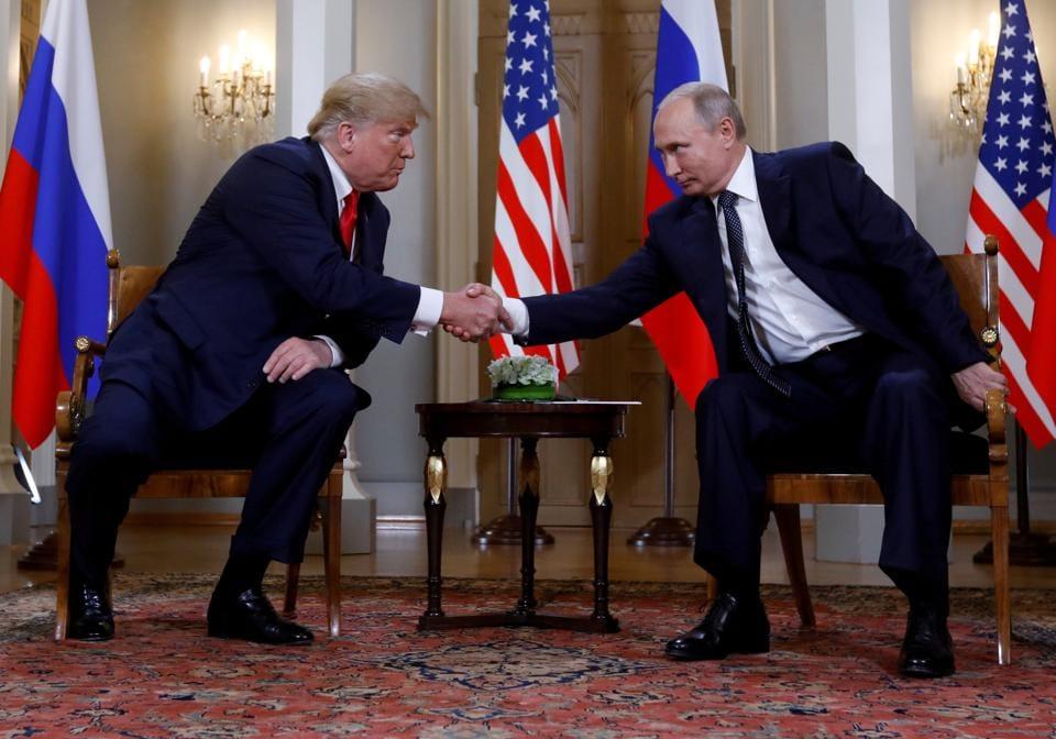 Donald Trump,White House,Vladimir Putin