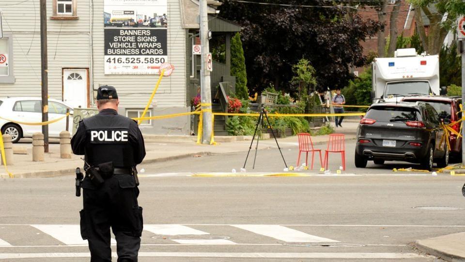 Islamic State,Toronto police,Toronto mass shooting