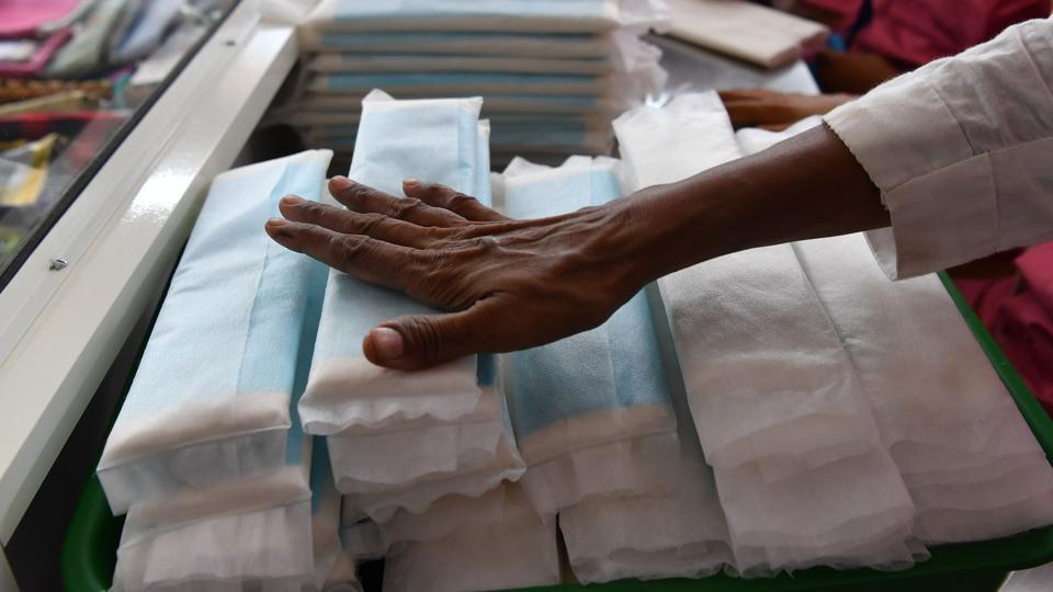 No GST on sanitary napkins shows shift in government's priorities