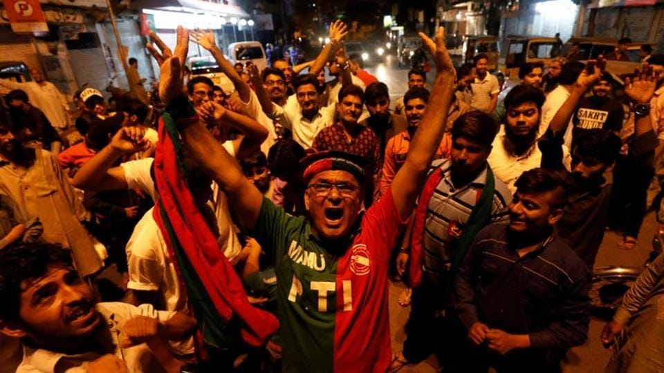 Pakistan election reults,Imran Khan,assembly election results Pakistan
