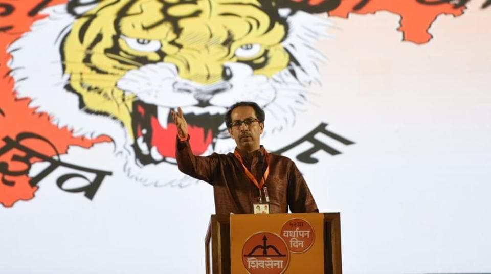 Shiv Sena chief Uddhav Thackeray turned 58 on Friday.