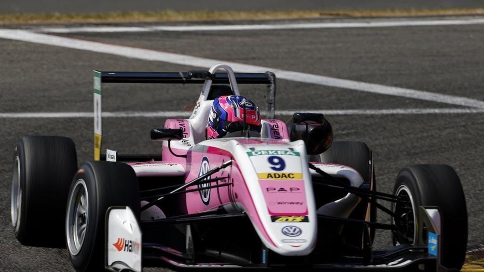 FIA Formula 3 European Championship,Jehan Daruvala,Formula 1