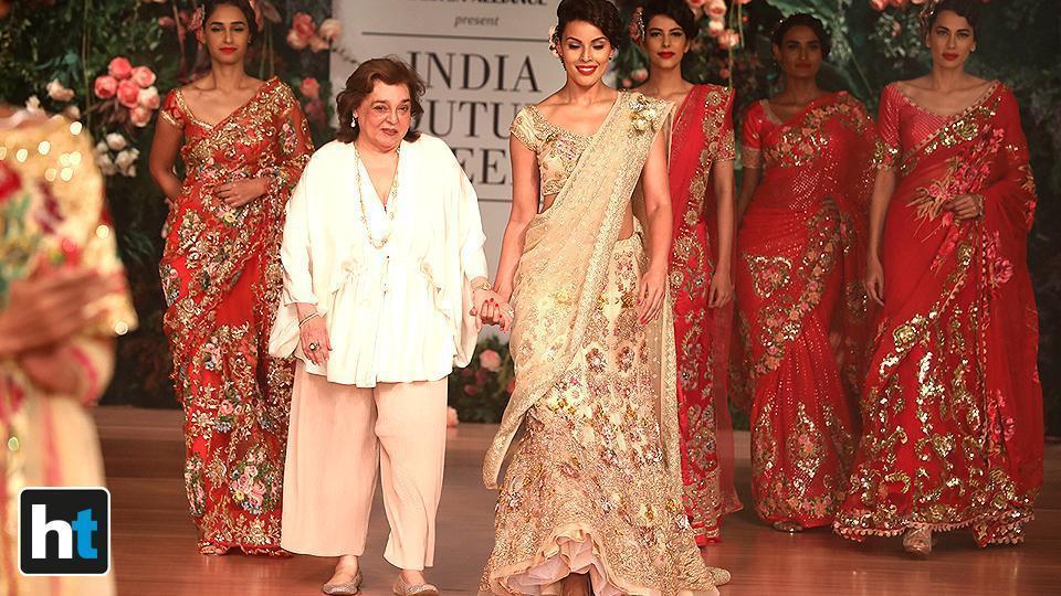 Pallavi Jaikishan,Pallavi Jaikishan interview,India Couture Week 2018