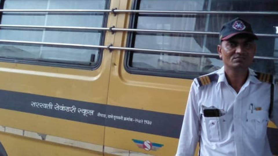 The traffic police officer who saved the 15 students