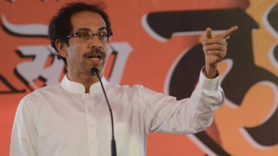Mumbai,Shiv Sena chief,Uddhav Thackeray