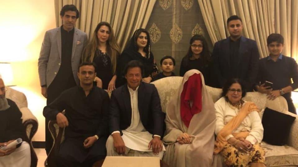 Imran Khan,Imran Khan wife,Bushra Bibi
