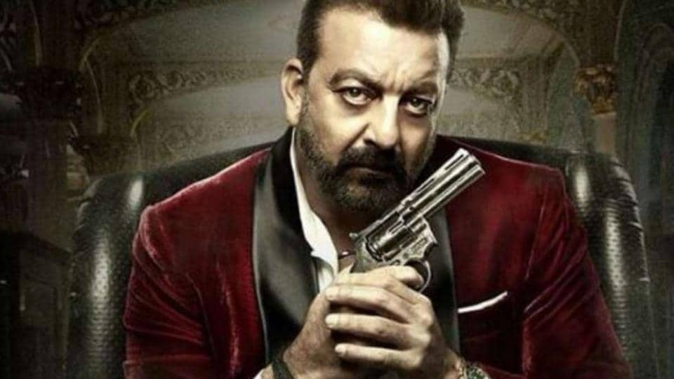 Sanjay Dutt in a still from Saheb Biwi Aur Gangster 3.