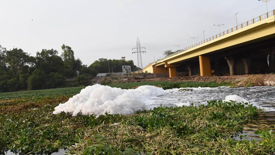 The water quality was monitored and analysed by PMC at eight different locations in city viz. Aundh, Mula Pawana confluence, Harris bridge, Holkar bridge, Wakdewadi, Sangam bridge, Yerwada and Mundhwa.