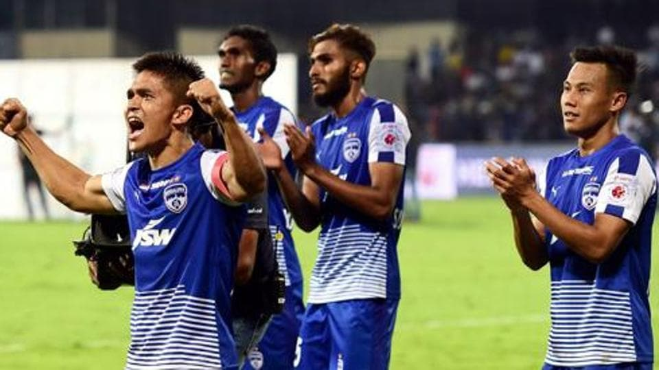 Bengaluru FC,ISL,Indian Super League