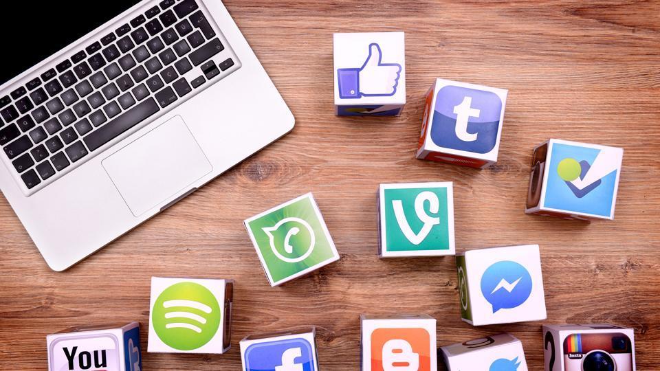 Social media,Facebook,Google