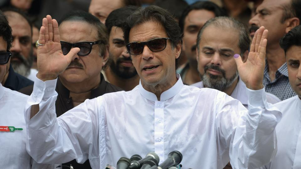The allegations of rigging in Wednesday's election followed a bitter campaign in which Pakistan's powerful military was accused of tilting the race in favour of Imran Khan.