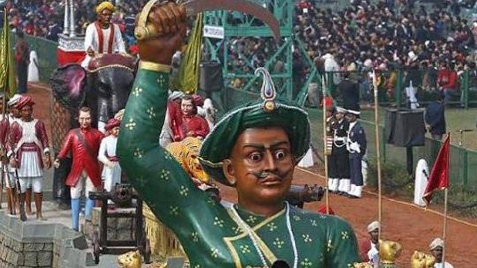 Tipu Sultan,Karnataka,Tipu Sultan era rockets