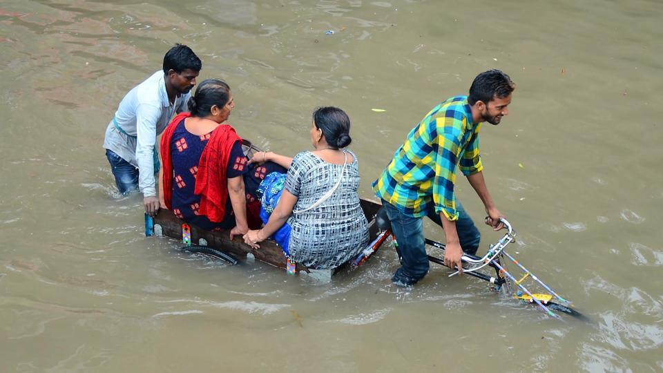 Uttar Pradesh rains,Rains in uttar Pradesh,Monsoon rains