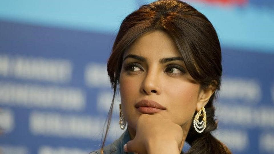 Priyanka Chopra attends a news conference to promote Don  at the 62nd Berlinale International Film Festival in Berlin February 10, 2012.